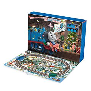 Thomas & Friends™ Wooden Railway Countdown to Christmas Calendar