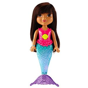 Dora and Friends™ Sparkle & Swim Mermaid Dora