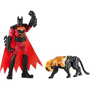 Batman™ and Tiger Claw Figure Pack