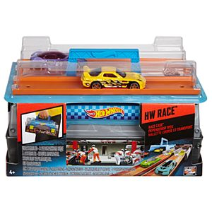 Hot Wheels® Race Case™ Track Set