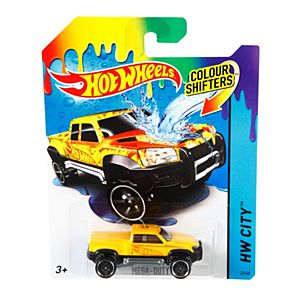 Hot Wheels® Color Shifters™ Mega-Duty® Vehicle