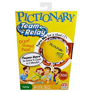 Pictionary® Team Relay Game
