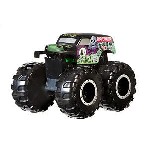 Hot Wheels® Monster Jam® Monster Mutants™ Grave Digger® Vehicle