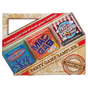Party Game Sampler Pack