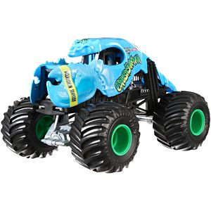 Hot Wheels® Monster Jam® Crushstation Vehicle