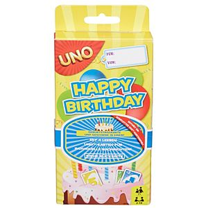 UNO® Happy Birthday