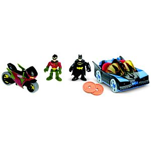 Imaginext® Batmobile & Cycle