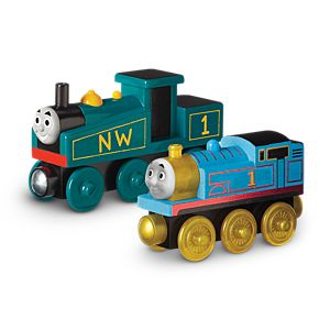 Thomas & Friends™ Wooden Railway Thomas Engine 70th Celebration Gift Pack