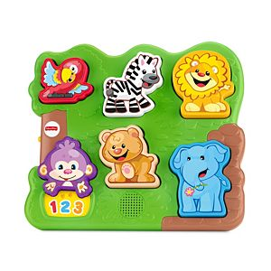 Laugh & Learn® Zoo Animal Puzzle