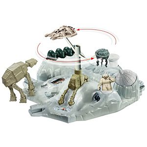 Hot Wheels® Star Wars™ Hoth™ Echo Base Battle Play Set