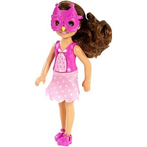 Barbie® Sisters Chelsea and Friends Doll, Owl