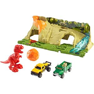 Matchbox® Dino Raiders® Play Set