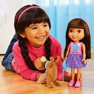 Dora and Friends™ Train & Play Dora and Perrito
