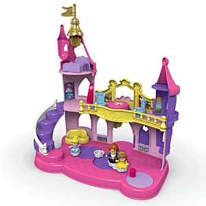 Little People® Disney® Princess Musical Dancing Palace