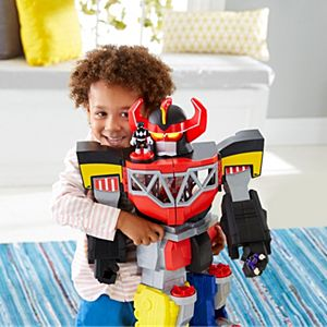 Imaginext® Power Rangers™ Morphin Megazord