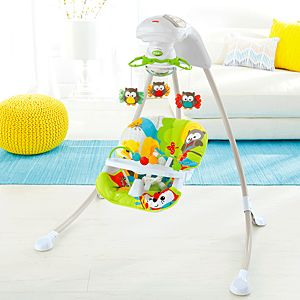 Woodland Friends Cradle ' Swing