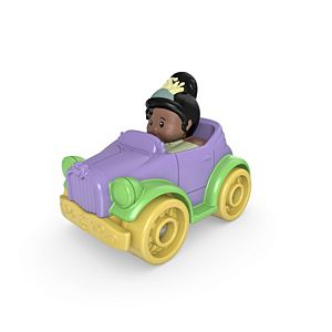 Disney Princess Tiana's Old Fashioned Car by Little People®