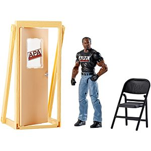 WWE® Elite Collection™ Flashback Series Faarooq™ Figure