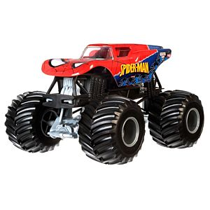 Hot Wheels® Monster Jam® Spider-Man Vehicle