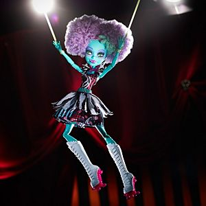 Monster High® Freak Du Chic™ Honey Swamp® Doll