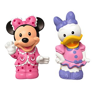 Little People® Magic of Disney Minnie and Daisy Buddy Pack
