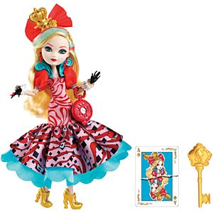 Ever After High® Way Too Wonderland™ Apple White™ Doll