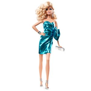Barbie® City Shine™ Doll—Blue Dress