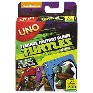 UNO® Teenage Mutant Ninja Turtles™