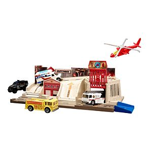 Matchbox® Mission: ™ Blaze Brigade® Play Set