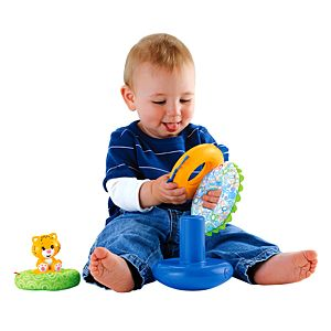 Shakira First Steps Collection Teethe 'n Play Stacker