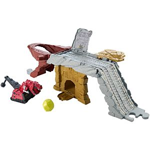 Dinotrux Smash & slide Construction Site Playset
