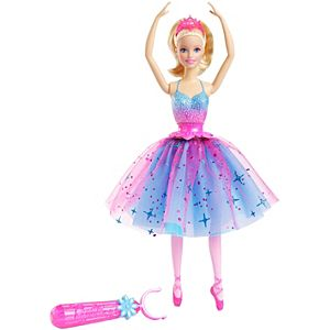 Barbie® Dance & Spin Ballerina™ Doll