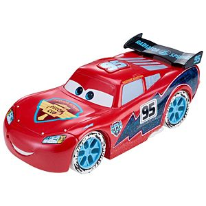 Disney•Pixar Cars Ice Racers - Ice Lights Lightning McQueen