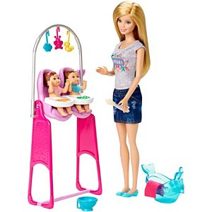 Barbie® Careers Twin Babysitter