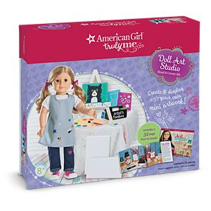 Doll Art Studio Set