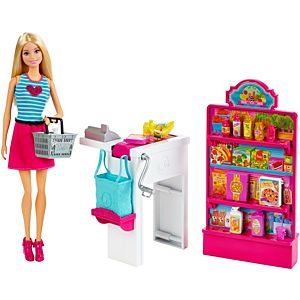Barbie® Doll and Market
