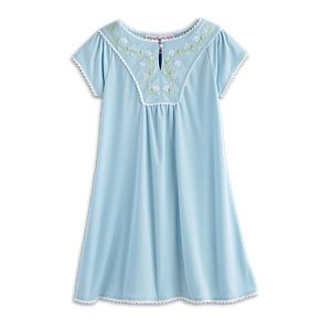 Embroidered Nightgown for Girls