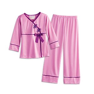 Satin Pajamas for Girls
