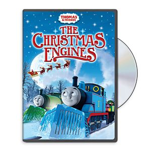 Thomas & Friends™ The Christmas Engines DVD