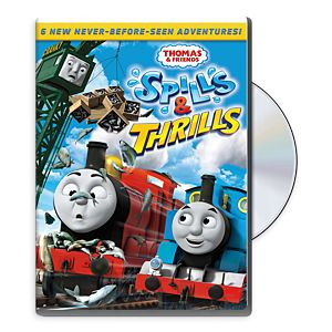 Thomas & Friends™ Spills and Thrills DVD