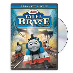 Thomas & Friends™ Tale of the Brave DVD
