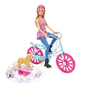 Barbie® Spin 'N Ride™ Pups