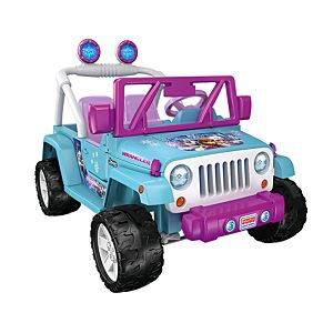 Disney Frozen Jeep® Wrangler