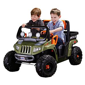 Power Wheels® Arctic Cat® (Green)