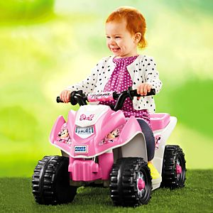 Power Wheels® Minnie Mouse™  Lil' Quad™