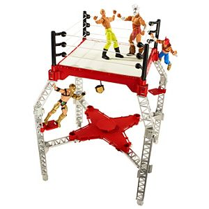 WWE® Create a Superstar - Ring Builder Play Set