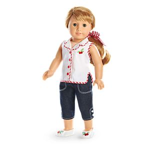 Maryellen's Play Outfit for 18-inch Dolls