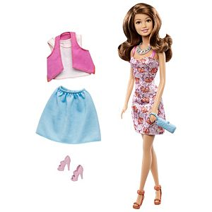 Barbie® Teresa® Doll & Fashions Gift Pack