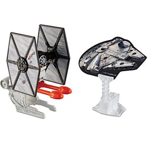 Hot Wheels® Star Wars® Blast Attack™ First Order TIE Fighter™ Starship