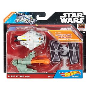 Hot Wheels® Star Wars® Blast Attack™ Ghost™ Starship